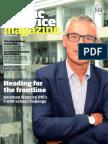 Public Service Magazine  - Autumn 2017