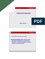 Pengantar Struktur Geologi 6