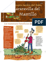 Spanish - Easy Guide to Mulching and the Marvel of Mulch, New South Wales Australia