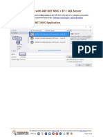 13. Software Technologies Creating Blog With ASP NET MVC (2)