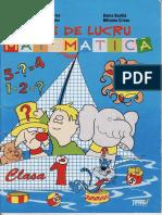 Carti Fise de Lucru La Matematica Clasa 1