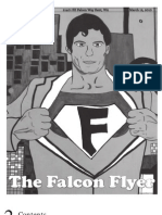 Issue 7 | The Falcon Flyer