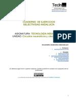 TI2 Selectividad Tecnología Industrial Circuitos Neumáticos y Oleohidráulicos
