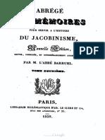 abrege des memoires pour servir a l'histoire du jacobinisme 2.pdf