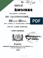 abrege des memoires pour servir a l'histoire du jacobinisme 1.pdf