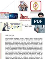 SIB Investor Presentation_Q4 FY17