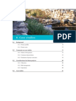 Managing Urban Storm Water, Harvesting and Reuse, Case Studies, Pages 74 - 156