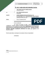 Informe - Memoria Descriptiva Corazon de Maria