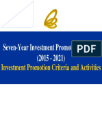 4 Regions Seminar New Investment Promotion Criteria and Policies_46892