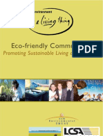 Eco-Friendly Communities Kit - Promoting Sustainable Living and Working
