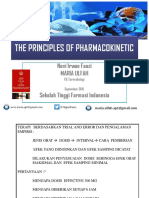 2-The Principle of Farmacokinethic