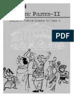 Xodo Document NCERT Class 10 Political Science