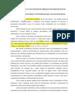 Merleau-Ponty e o Inconsciente Prismas Fenomenológicos