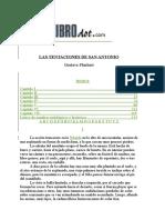 Flaubert, Gustave - Las tentaciones de san Antonio.doc