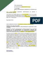 Jurisprudencia Nulidad Acto Administrativo