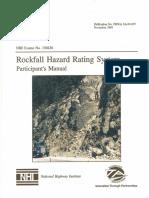 1993-LAP-Rockfall Hazard Rating System