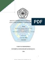 Hub Depresi Dgn Kontrol Glikemik Pd Lansia DM 2