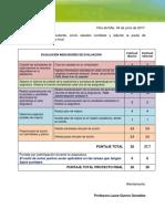 Rúbrica de Evaluación - Proyecto Final DHA