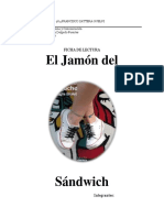 Ficha El Jamón Del Sandwich