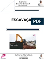 Escavação