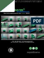 Fusiotherm Katalog - Green Pipe