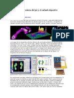 La Biomecánica Del Pie y El Calzado Deportivo