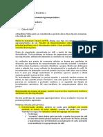 RESUMO P1 Economia Brasileira 1