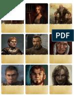 personnages pour jdr