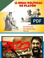 LAS IDEAS POLÍTICAS DE PLATÓN.pptx