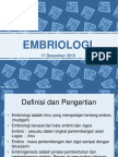 Embriologi ppt 2015