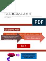 Refrat Kiki Glaukoma Akut