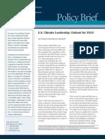 U.S. Climate Leadership