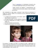 Técnica Del Espejo Para Mejorar El Autoconcepto y La Autoestima en Afectados de TDAH