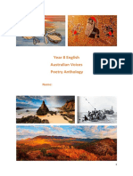 year 8 australian voices poetry anthology  1