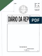 Lei Portuguesa de Saude Mental