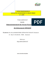 Rapport VRD Important 1100