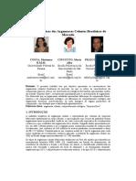 Características Das Argamassas Colantes Brasileiras de Mercado