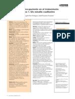 Diabetes tipo I. Relación médico-paciente