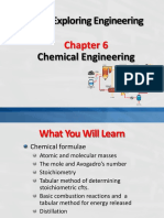 Chapter 6 Chemical Engineering