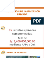 Inversion Privada en Arequipa