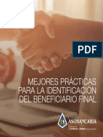 Cartilla de Beneficiario Final Asobancaria