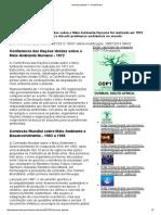 Acordos Globais — Portal Brasil