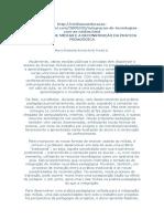 Artigo Midias Digitais e Bibliografia Pedagogia de Projeto