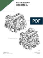 Manual Do Proprietário - IsF 2.8 - 3653490