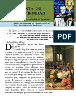 HORA SANTA Con San Pedro Julián Eymard. El Dios de Bondad (23)