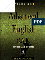 Focus on Advanced English Cambridge Exam
