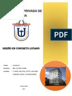 CONCRETO LIGERO 4070