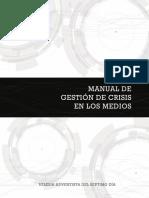 Manual Gestión de Crisis
