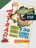 Amstrad Action 001