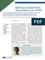 Dall'intervista a Sandro Salvigni, responsabile Soluzioni Applicative del Gruppo Amadori.